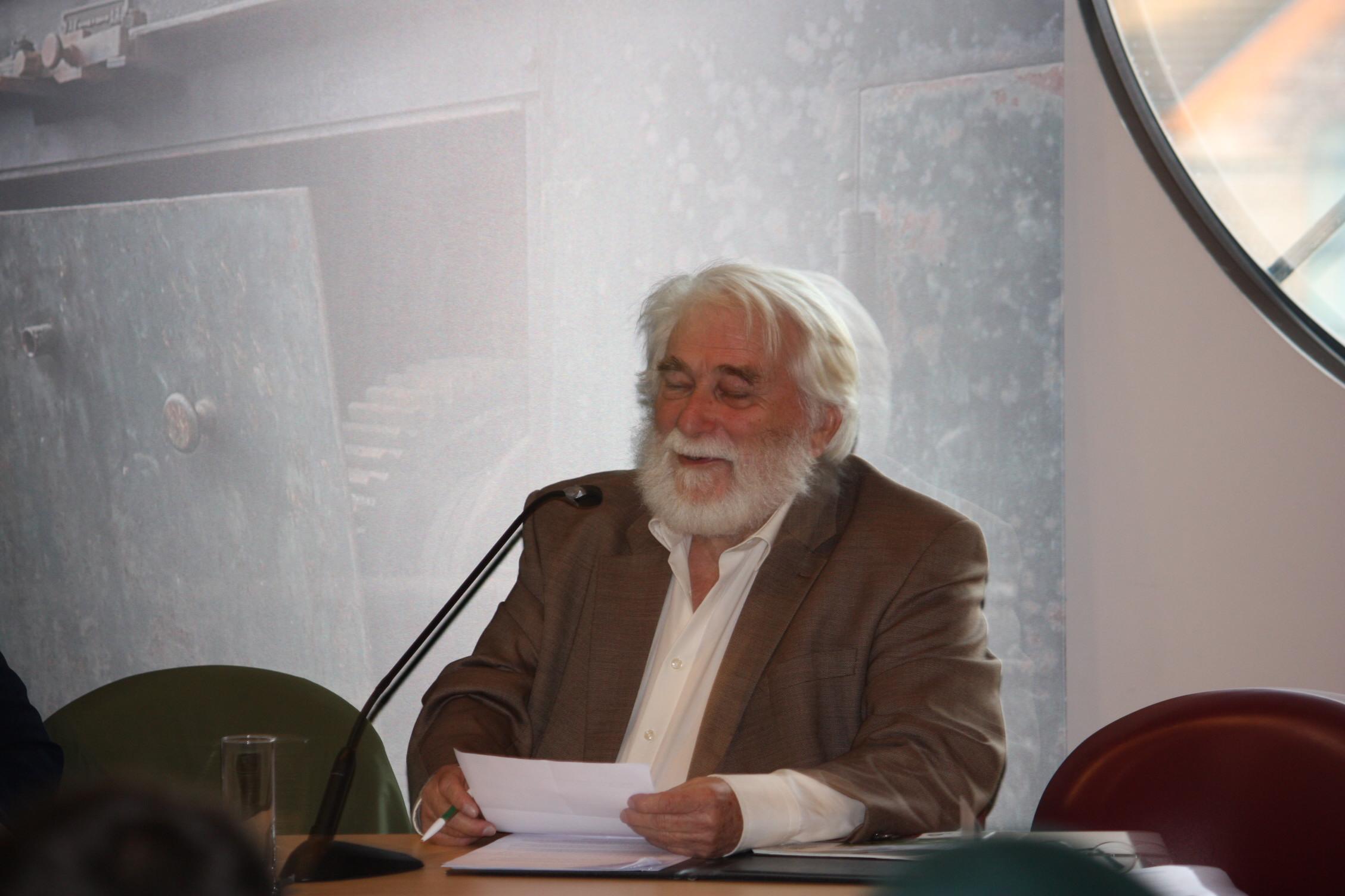 Joseph De GRYSE (Centre du Paysage, organisateur de la Convention-Paysage)