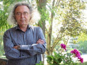 Augustin Berque en conférence au CIVA
